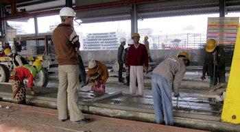 Precast Concrete Factory